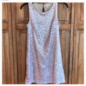 dELia*s Pink Sequin Sparkle Dress